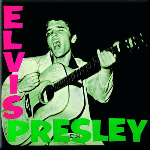Elvis Presley Fridge Magnet: Album Cover - Elvis Presley Album Covers