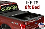 Gator ETX Soft Roll Up Truck Bed Tonneau Cover | 53312 | fits 08-16 Ford F-250 HD/F-350 , 8 Bed | Made in the USA