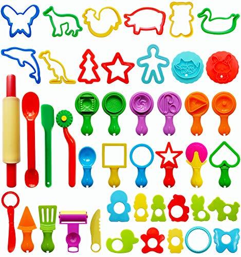 FRIMOONY Play Dough Tools