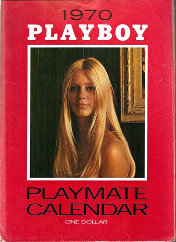 Playboy Playmate Wall Calendar - 1970 Calendar