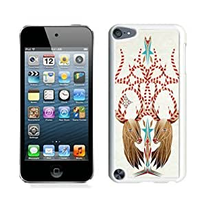 Recommend Design Christmas deer White iPod Touch 5 Case 3