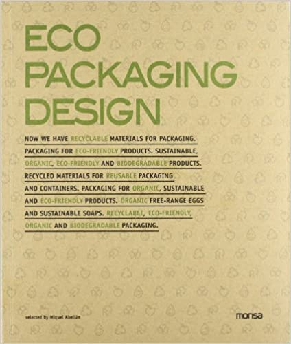 Eco Packaging Design (English and Spanish Edition)