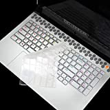 Keyboard Cover for 2021 New Dell Alienware M17 R4