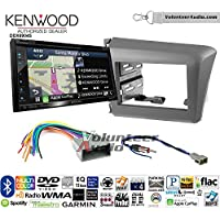 Volunteer Audio Kenwood Excelon DNX694S Double Din Radio Install Kit with GPS Navigation System Android Auto Apple CarPlay Fits 2011-2016 Honda Odyssey