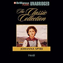 Heidi  Audiobook by Johanna Spyri Narrated by Marnie MacAdam