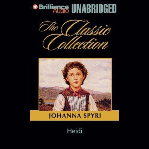 Heidi by Brilliance Audio