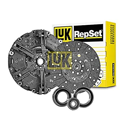 New LuK Clutch Kit For Case International Harvester JX85 JX90 228-0098-10 328