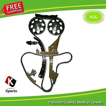 Amazon.com: SAAB 900 9000 9-3 9-5 B204 B234 B205 B235 ENGINE TIMING CHAIN & BALANCE KIT: Automotive