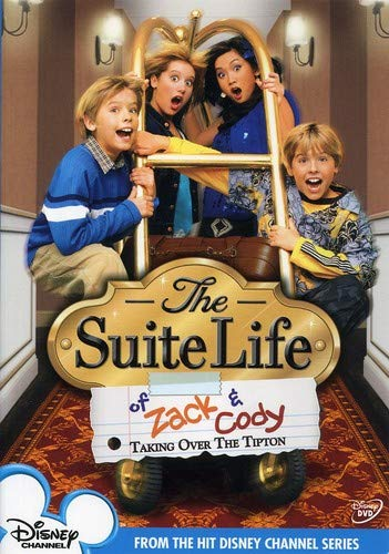 The Suite Life of Zack and Cody - Taking Over the Tipton (Suite Life Movie)