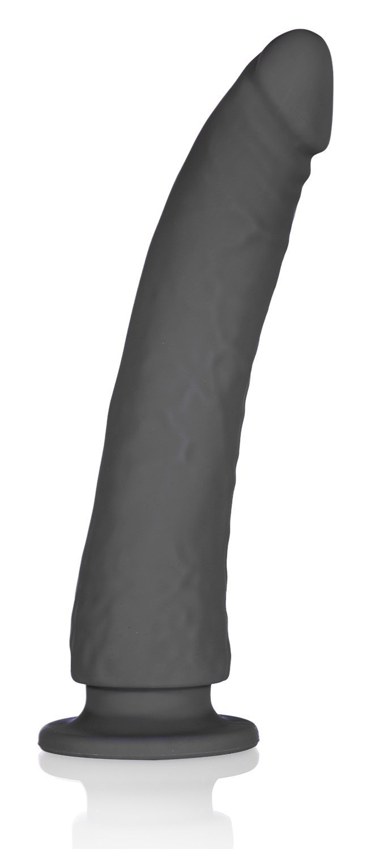 Deluxe Silikon Dildo (270 Gramm), Penisnachbildung mit super starkem Saugnapf