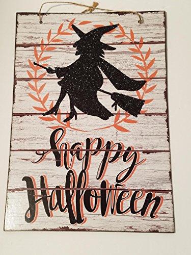 Halloween Door Decor Witch (13 Nights Of Halloween Movie List)