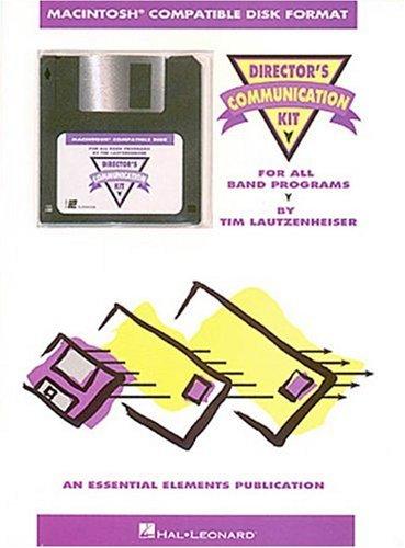 Director'S Communication Kit Macintosh Format Disk Pkg