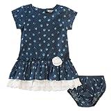Calvin Klein bebé Niñas Vestido con Braguita