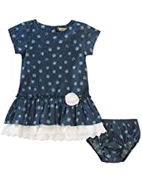 Baby Girls Dress with Panty Set