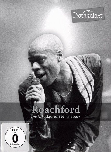 DVD : Roachford - Live At Rockpalast (DVD)