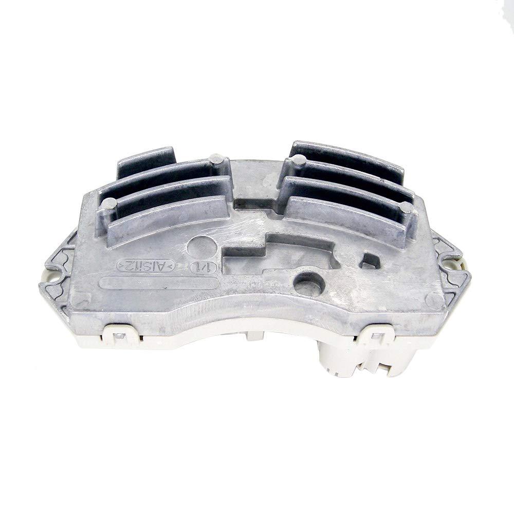 Leslaur Resistenza Motore Ventilatore Ventilatore Riscaldamento 64119146765 64116927090 Adatto per BMW E70 E71 E89 E90 E91