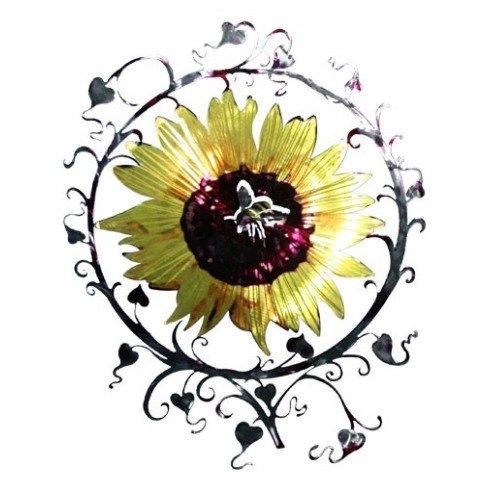 Next Innovations Sunflower Refraxions 3D Wall Art