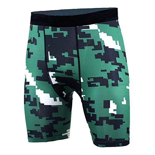 Couleur Couche Fonctionnement 19 Sport Compression Court Aptitude Pour Base Un Des Hommes Gym Collants Juleya Short Bas Pantalon Tcgx1BIaWq
