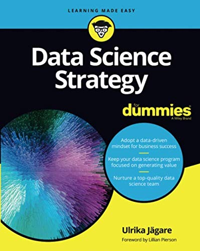 Data Science Strategy For Dummies (For Dummies (Computer/Tech))