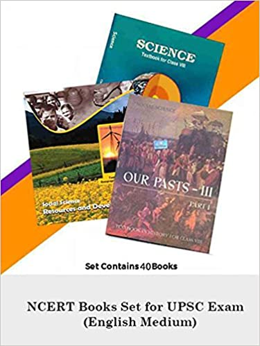 Complete set of NCERT Books