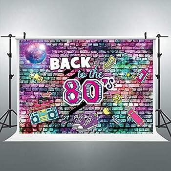 Amazon.com: 5 x 7ft Graffiti fotografía fondos estilo Retro ...