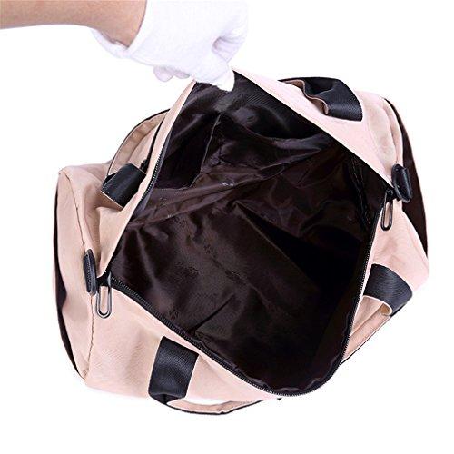 small Canvas Bag Sport green Yoga Gym Men Women's Travel Pack Bags HCcqv6AHw