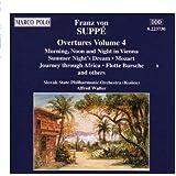 Suppé - Overtures, Volume 4