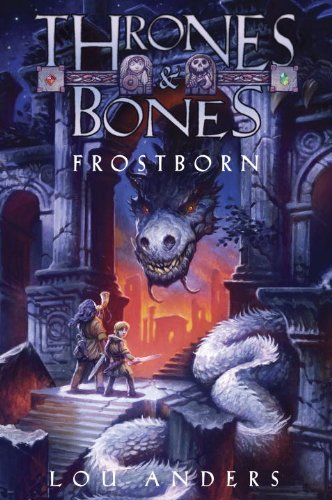 Frostborn (Thrones and Bones) by Listening Library (Audio)