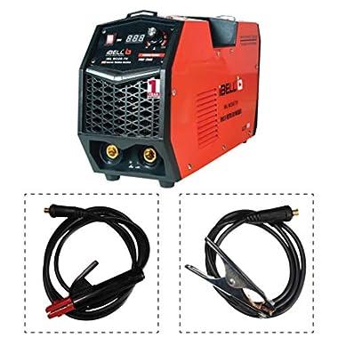 iBELL 220-78 Inverter ARC Multi Metal (SS/IRON/CARBON STEEL/COPPER/ALUMINIUM/ZINC) Welding Machine (IGBT) 220A - 1 Year Warranty 10