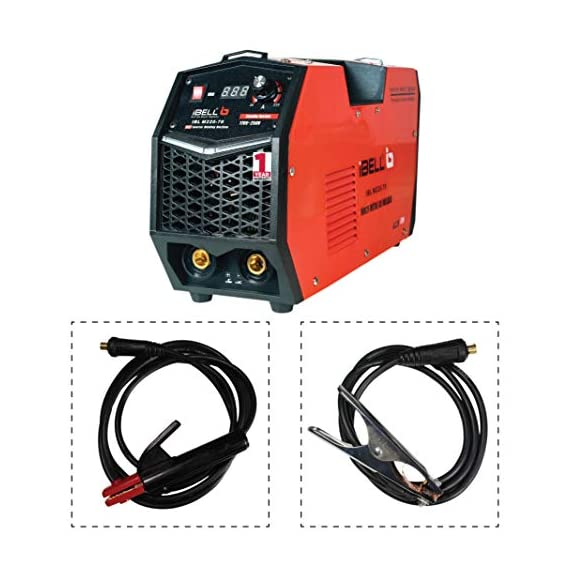 iBELL 220-78 Inverter ARC Multi Metal (SS/IRON/CARBON STEEL/COPPER/ALUMINIUM/ZINC) Welding Machine (IGBT) 220A - 1 Year Warranty 4