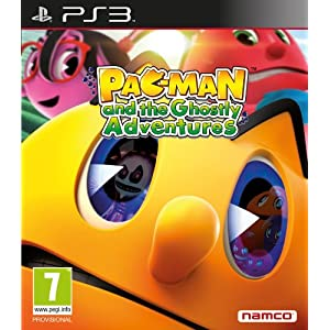 PRE-ORDER! Pac-Man & The Ghostly Adventures HD Sony Playstation PS3 Game UK