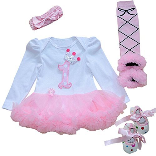 baby 1st party dress - 8