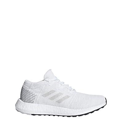 a47aa3c42 adidas Pureboost Element Shoe - Junior s Running 3.5 White Grey Black