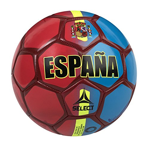 SELECT Spain World Cup Country Soccer Ball - Size 5