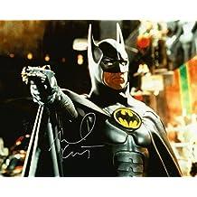 Batman - Michael Keaton - Signed 8x10 inch REPRINT Photograph = HOT