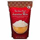 Bella Sole Thai Hom Mali Jasmine Rice, 8 lbs. (pack of 6)