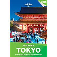 Lonely Planet's Discover Tokyo (Travel Guide)