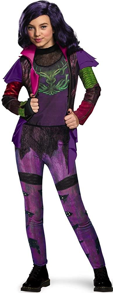 Disney Descendants Mal Costume