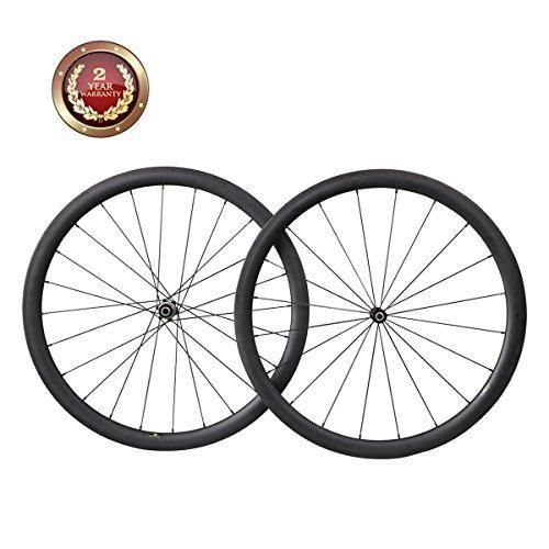 carbon fiber 700c wheelset - 7