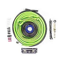 SoundQubed 4 Gauge Amplifier Wiring Kit