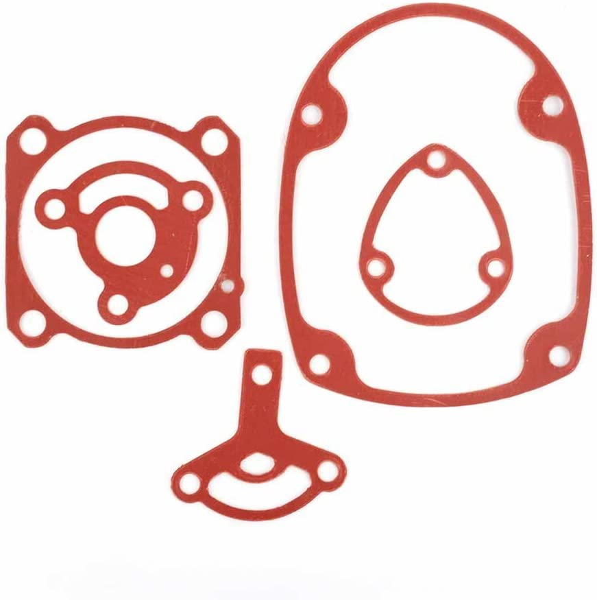 Superior Parts GS1 Aftermarket Gasket Kit for Hitachi NR83 and NV83 Guns - Air Nailer Accessories -