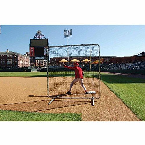 Fungo Replacement Net - Trigon Sports Procage 1st Base/Fungo Replacement Net, 7 x 7-Feet