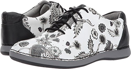 Alegria Women's Essence Winter White Oxford (Winter Oxfords)