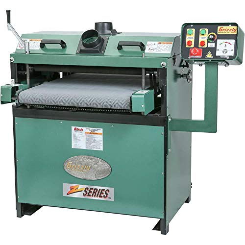 Grizzly G1066Z Drum Sander, 24-Inch
