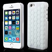 Pop Bubble Case for iphone 6/6S,Pop Pop Pop Novelty Sound Bubble Wrap Hybrid Silicone Hard Case Shell Cover for Apple iphone 6/6S 4.7 inch (Bubble White)