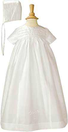 Silk Family Christening Baptism Gown