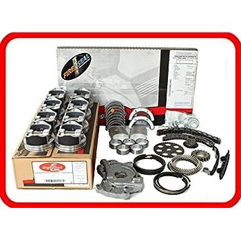 Engine Rebuild Overhaul Kit FITS: 2007-2009 Chevrolet GMC 6.0L 6000 VORTEC MAX LS LS2 LFA VIN