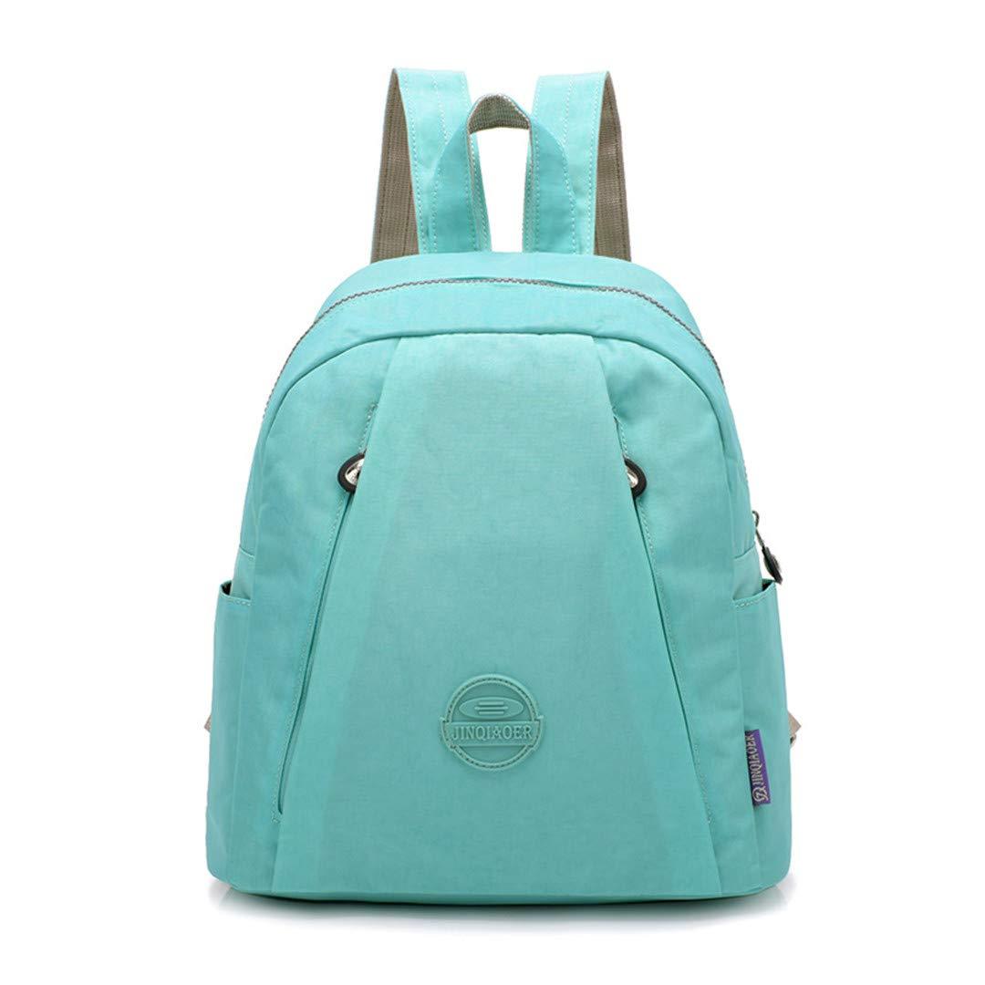 Amazon.com: Women Backpack Waterproof Nylon School Bag Mini ...
