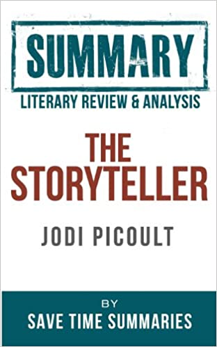 Book Book Literary Review & Summary: The Storyteller