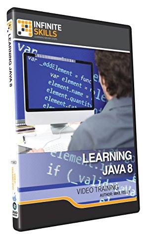 Learning Java 8 - Training DVD